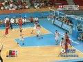 视频:男篮小组赛 周鹏三分球打开僵持局面