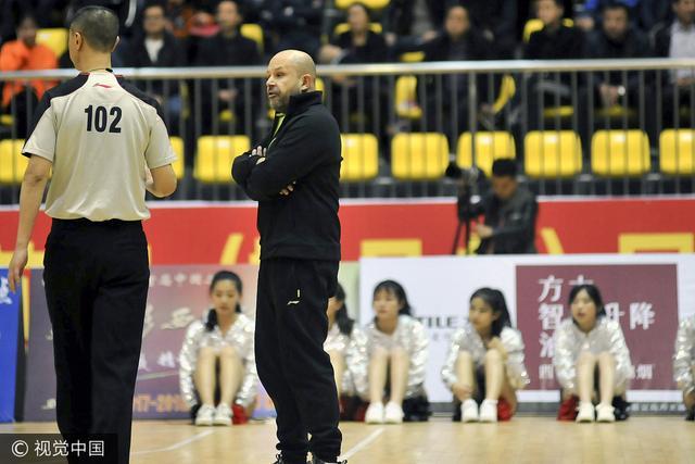 北京主帅:球队没有保留实力 被对手上了一课