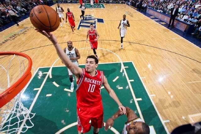 火箭旧将33岁硬汉欲重返NBA 今夏曾试训马刺