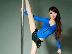 2012中国体育标准钢管舞锦标赛
