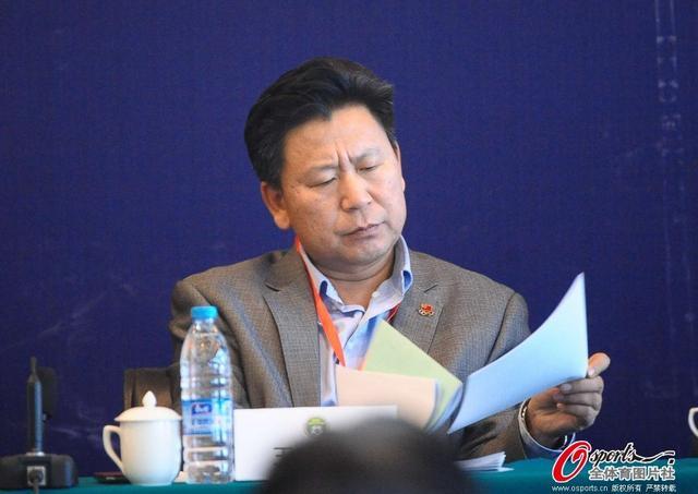 揭秘足协新副主席王登峰:善于研究中国人心理