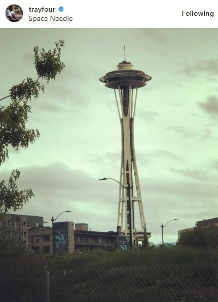 君子雷:NBA怀念西雅图之旅 这里应该有球队