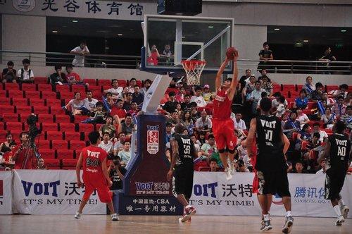 STREET CHINA惜败S.K.Y.街球队 秦喆惨遭淘汰