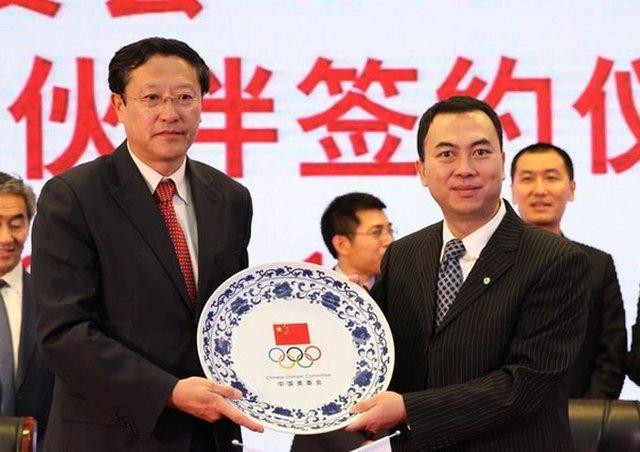 腾讯签约中国奥委会 成唯一互联网合作伙伴截图