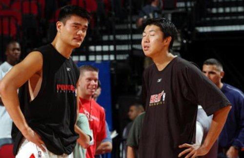 NBA游记(18):姚明王治郅的聚会(下)