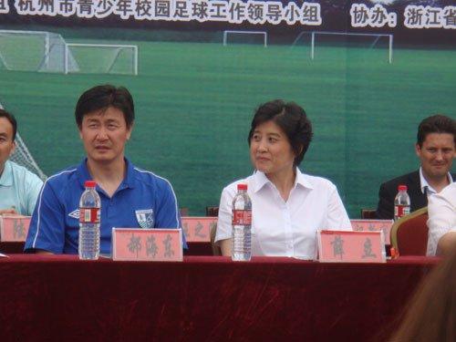 全国校园足球论坛感言:中国要重新认识足球