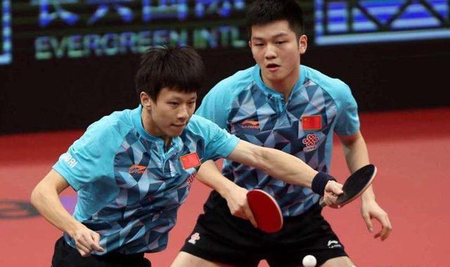 国乒4将出征亚洲杯 樊振东林高远抢世界杯门票
