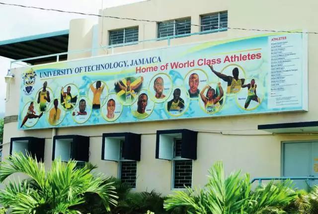 牙买加那么快 我想去看看!