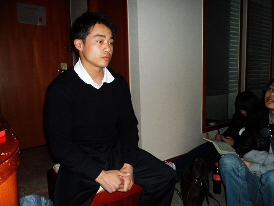 张尚武:陈光标别太高调 我不会到处撒钞票!