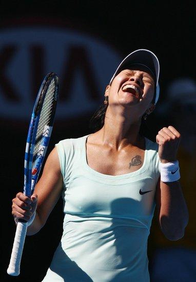 最具影响力运动员! 李娜已成中国体育代名词