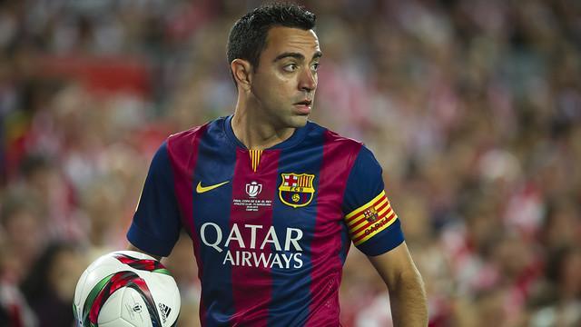 Xavi believes Barca confident