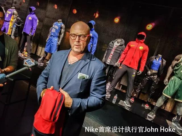 苏群:新球衣引领新科技 帅气乔治显露时尚范儿