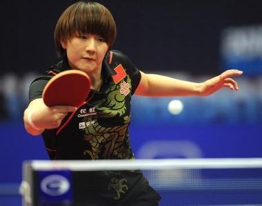 马琳:刘诗雯走出团体赛失利阴影 专注世锦赛
