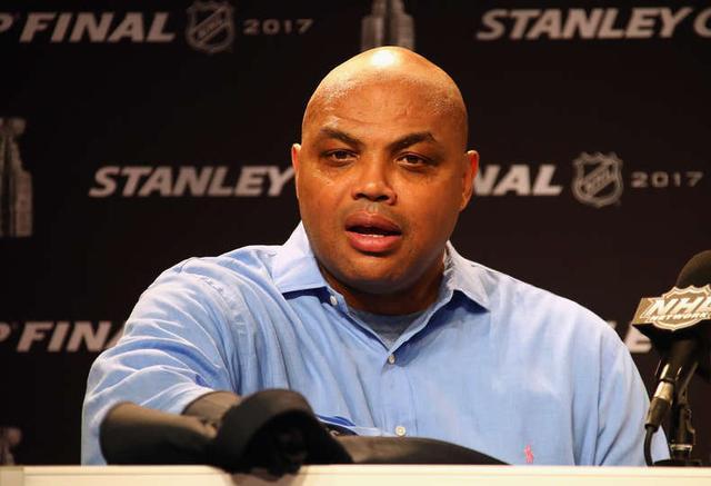 巴克利:冰球季后赛太疯狂!NBA?今年没意思