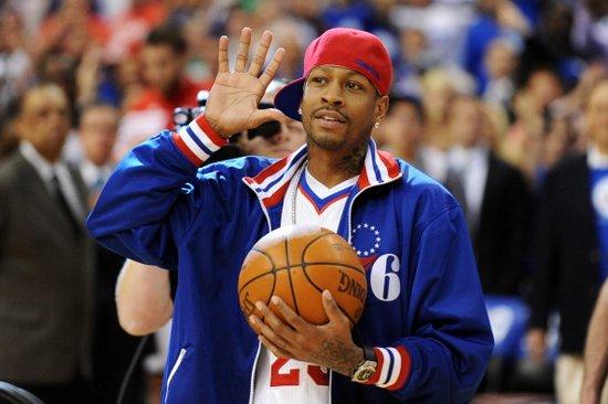 一因素决定艾弗森前景 AI完全有可能重返NBA