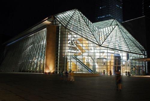 30年文教成果:深圳图书馆 不再是文化沙漠