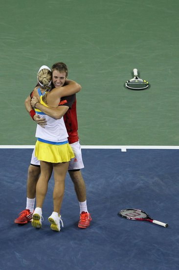 美网混双冠军率先出炉 本土组合抢十惊险获胜