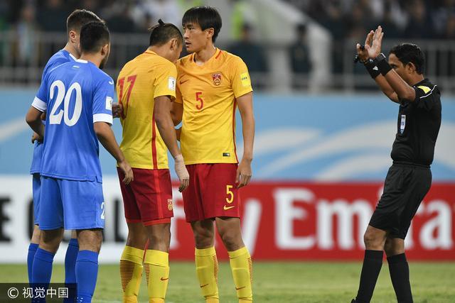 曝中乌战主裁仍是佩雷拉 他堪称中国球队噩梦