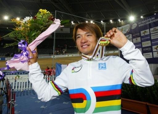 2010广州亚运会中国香港名将——黄金宝