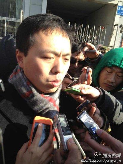 黄俊杰律师:尽力与黄俊杰见面 决定是否上诉