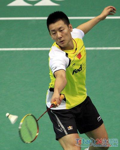 陈金世锦赛夺冠宣言 称做第1不用等林丹退役