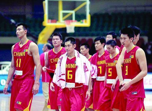 男篮世界杯预选赛中国队72-52成功复仇黎巴嫩