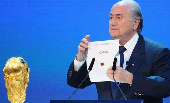曝2018和2022年世界杯恐重新投票 中国举办?