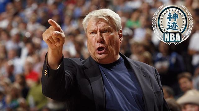 老尼尔森是NBA历史上赢球最多的教练
