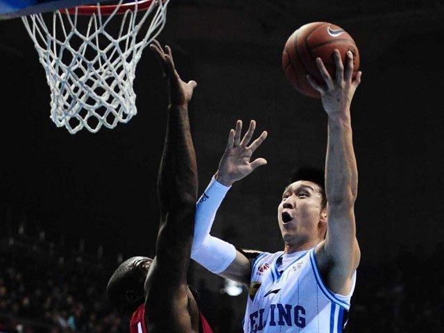 莫里斯31+10孙悦10分 北京113-92胜浙江截图