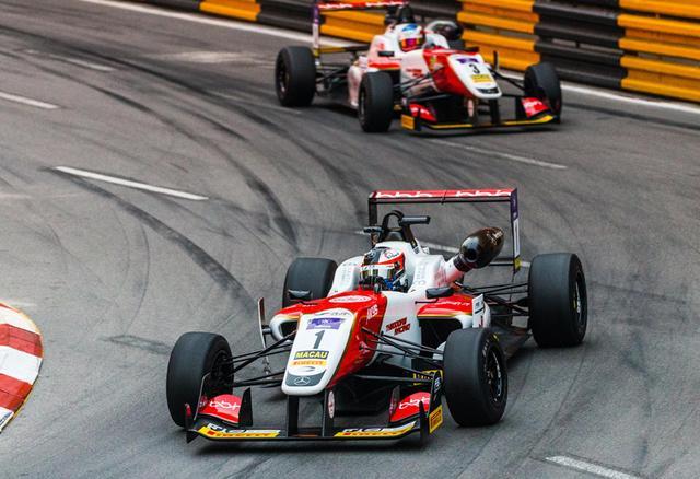 澳门赛车圈也有传奇车队 德利同塞纳并肩征战