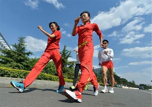 吕秀芝:世界杯获第四很意外 奥运会力争突破