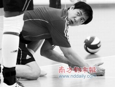 王宝泉:女排不可能不输球 设定大梅最后期限