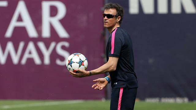 Enrique: often watch Bundesliga champions Bayern game state Masamori