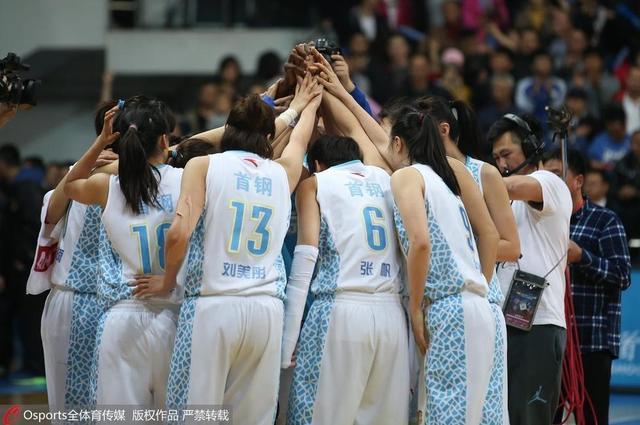 京媒:北京女篮夺冠实至名归 球队正能量很强