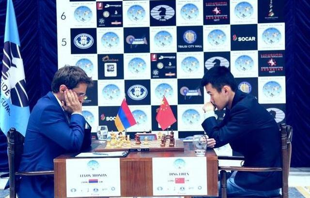 丁立人国象世界杯获亚军 创中国男棋手最好成绩