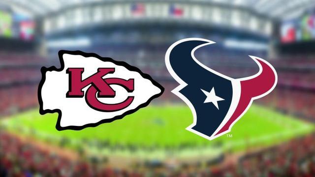 10月9日8:30视频直播NFL常规赛:酋长vs德州人