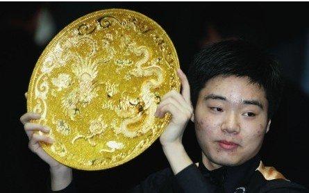 中国赛鲁宁惊艳入围 丁俊晖夺冠神话难以复制