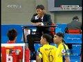 视频:藤球男子团体 争议球以裁判为准