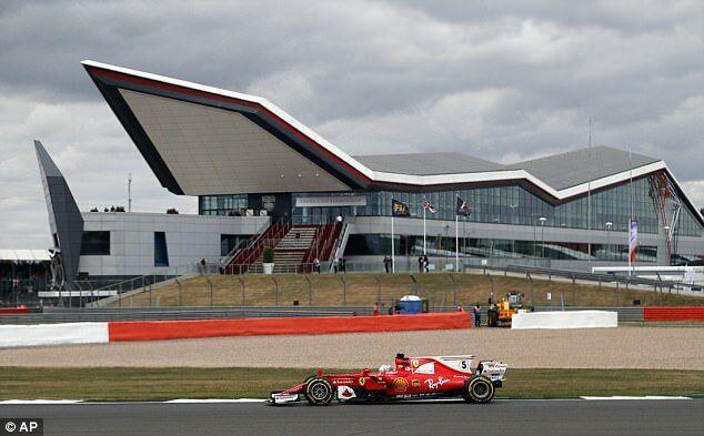 英国站举办地有眉目 伦敦奥运场馆或办F1赛事