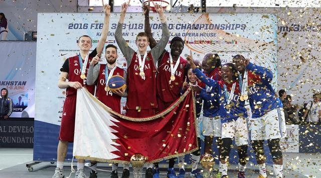 2017FIBA3X3U18世界杯落户成都 37国队伍参赛