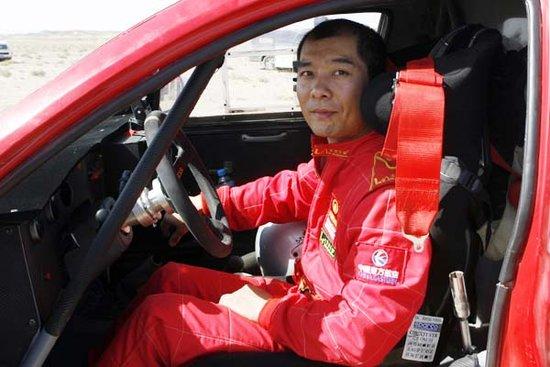 马淼江惠坚雄踞前两名 长城车队稳守柴油榜首
