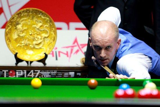 艾伯顿4破百10-9马奎尔 成中国赛第3位双冠王