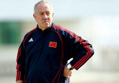 克劳琛自荐校园足球总教练:愿为中国足球努力