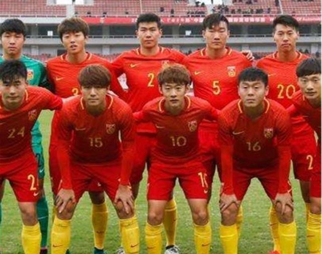 U23亚锦赛下月抽签 国青与缅甸老挝同为二档