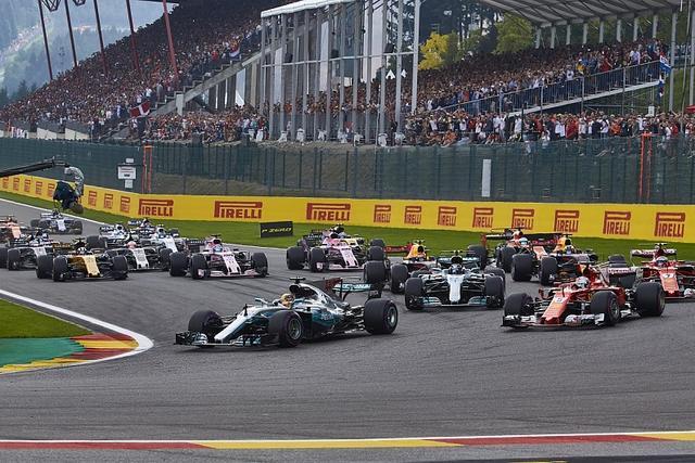 F1官方宣布修改开赛时间 中国大奖赛14:10开赛