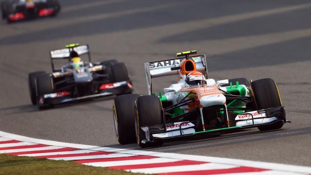 F1下赛季初版赛程出炉 上海取代巴林成为第2站