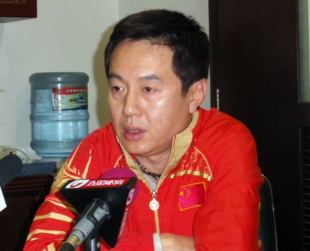 施之皓:上海因世博变化大 世乒赛后游世博园