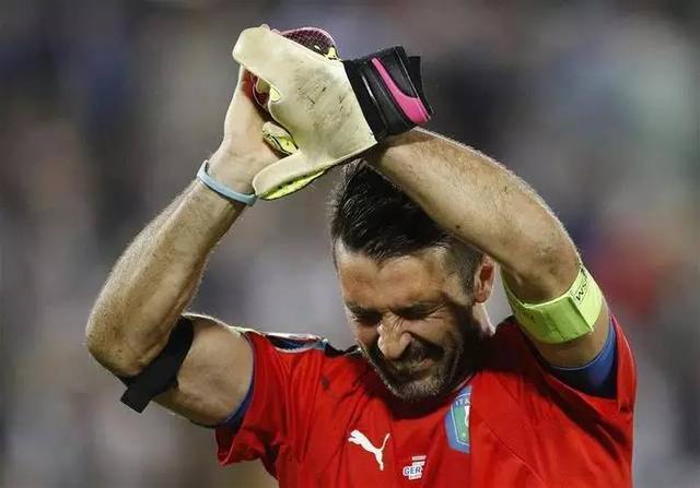 意大利最悲壮方式倒下 德国四年一剑终破魔咒
