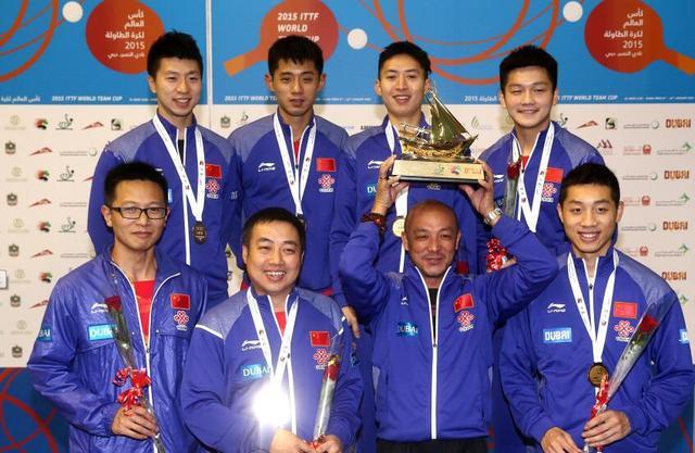 乒联重启办乒乓球世界杯团体赛 明年春节在伦敦开打