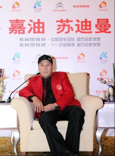 李永波专访:冠军是目标 更是一种生活态度